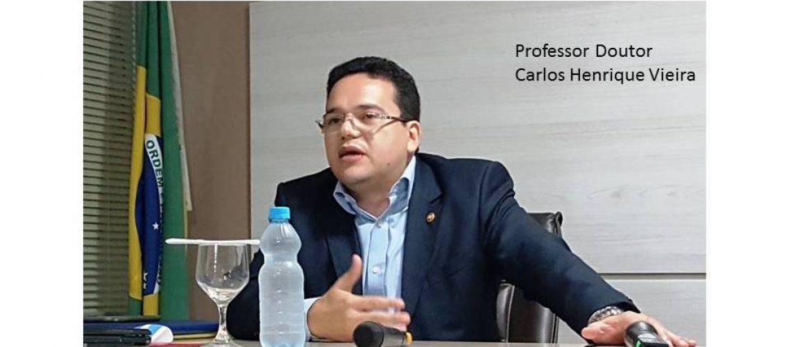 CARLOS HENRIQUE OUTUBRO 2018