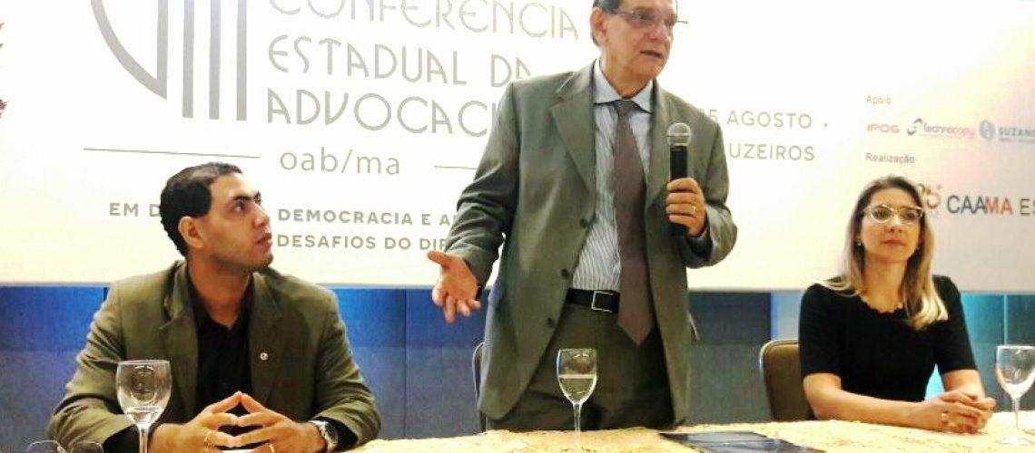 SERGIO CONFERÊNCIA OAB
